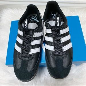 Adidas SAMBA OG MS SHOES  Core Black / Cloud White